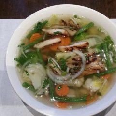 Soupe Poulardine