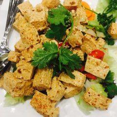 Tofu muoi tieu